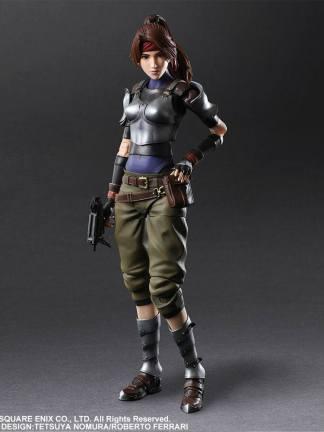 Final Fantasy VII Remake - Jessie Play Arts Kai figuuri