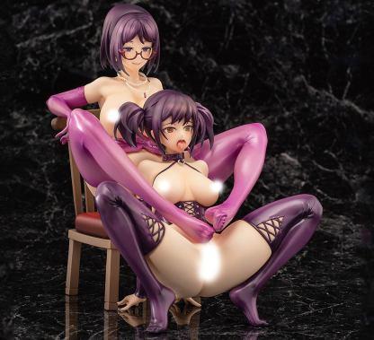 Teiso-Kannen Zero - Mitsuko & Kurumi figuuri