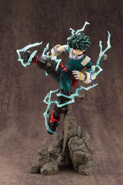My Hero Academia: Boku no Hero Academia - Izuku Midoriya Ver 2 figuuri, Bonus Edition