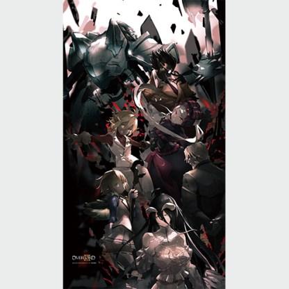 Overlord III - Noren Curtain Damashii