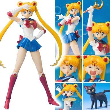 Sailor Moon - Luna S.H. Figuarts figuuri