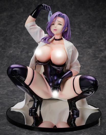 Prison Queendom Forced Submissive Training for Men - Yuki figuuri