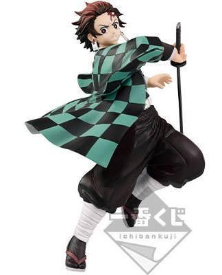 Kimetsu no Yaiba: Demon Slayer - Tanjiro Kamado Ichibansho figuuri