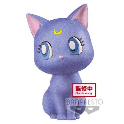 Sailor Moon Eternal - Luna Fluffy Puffy Mini Figuuri