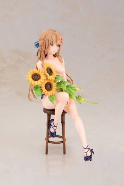 Original Character - Sunflower Girl Momose Kurumi figuuri.