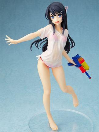 Aobuta: Rascal Does Not Dream of Bunny Girl Senpai - Mai Sakurajima Water Gun