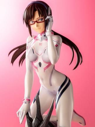 Evangelion 3.0+1.0 – Mari Makinami White Plugsuit ver figuuri