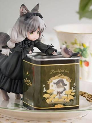 DLC: Decorated Life Collection - Tea Time Cats Li Hua figuuri