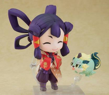 Sakuna: Of Rice and Ruin - Princess Sakuna Nendoroid [1674].