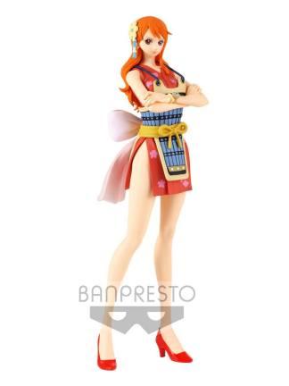 One Piece - Nami Wanokuni Style II ver figuuri