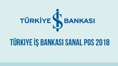 Türkiye İş Bankası Sanal Pos