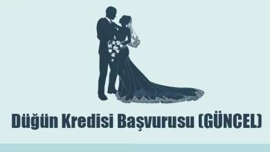 Düğün Kredisi Başvurusu
