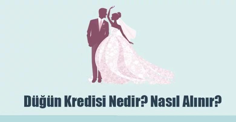 Düğün Kredisi Nedir