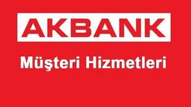 akbank musteri hizmetleri