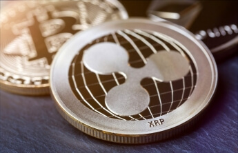 Ripple Coin Logo