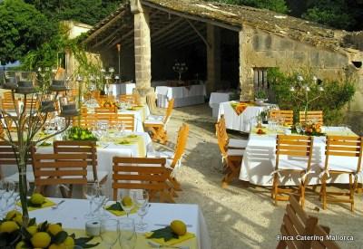 Finca Catering Mallorca Hochzeiten Events 28 - Galerie