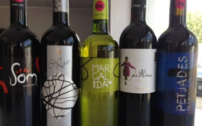 Promoting local wines