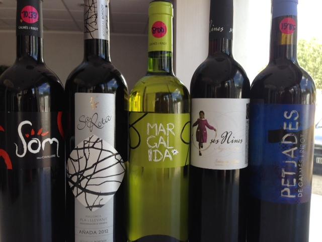 Wein-Aktionspreise des monates