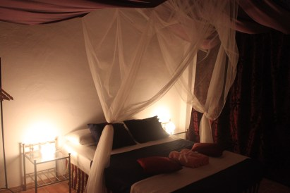 Arabic Nights room
