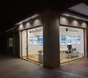 Exterior oficina Barcelona