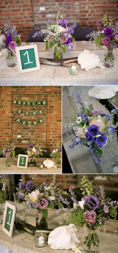 Lavender and Sage Green Wedding at Golden Gardens  Finch