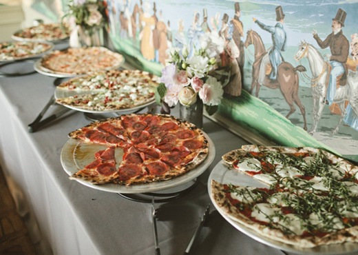 Pastel Tuscan Inspired Garden Wedding on Bainbridge Island