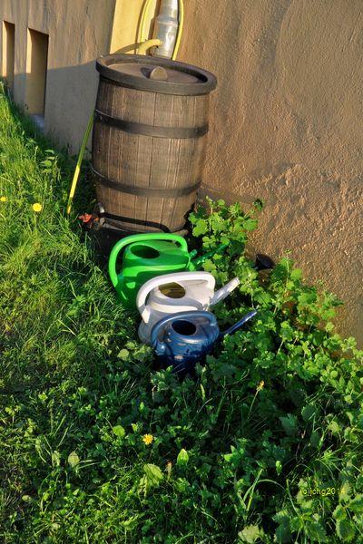 Bewässerungshilfen