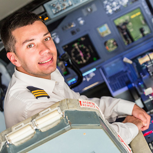 Insurance for Trainee Cadet Airline Pilots - Finch Commercial