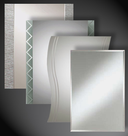 Leading supplier of decorative glass and mirror products