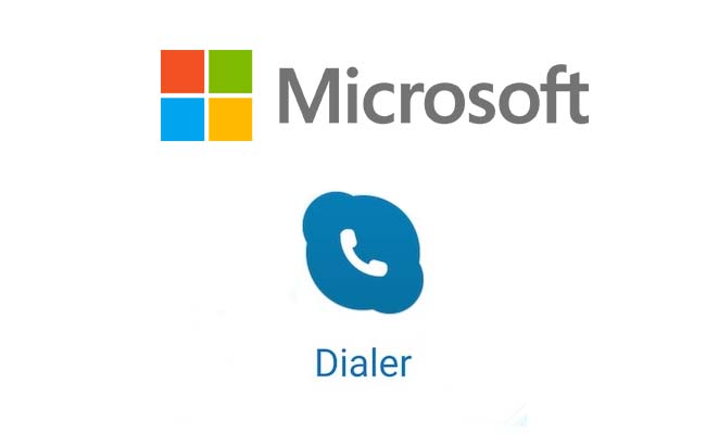 The dialer App by Microsoft | Fincyte