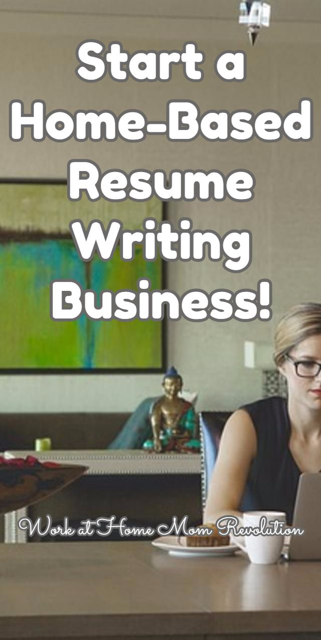5 Steps To Start An Home Based Resume Writing Business  Resume Writing Business