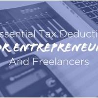 5 Tax Deductions Indian Entrepreneurs Should Take Advantage Of This Tax Season