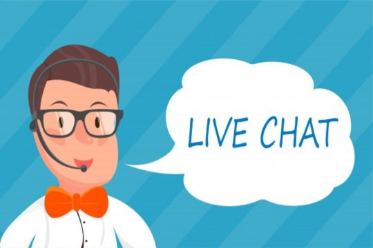 Live chat support software lets you reach out directly to your customers