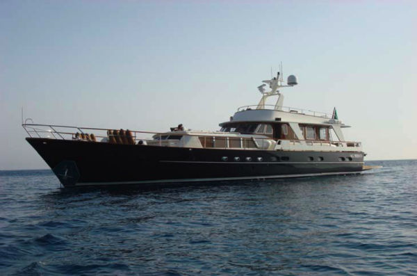 1965 Carlo Riva Caravelle Motor Yacht For Sale Findaboat