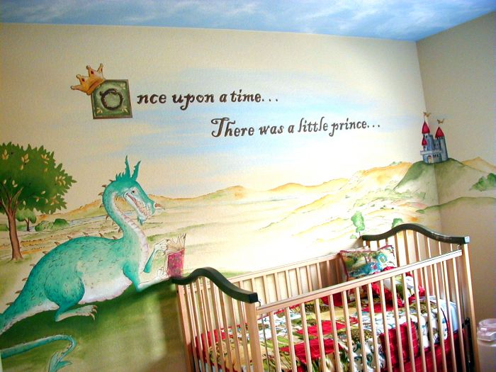 Childrens Rooms and Nurseries  Mural Photo Album By Amber Dawn