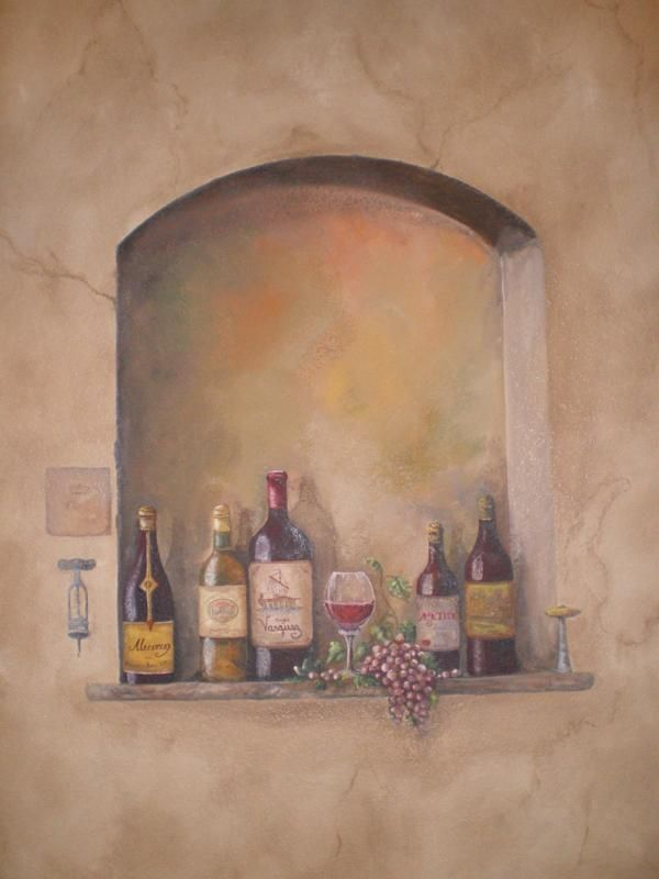 Murals and Trompe Loeil 1000  Mural Photo Album By