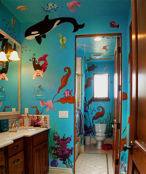 interior and exterior murals  Mural Photo Album By Dawn