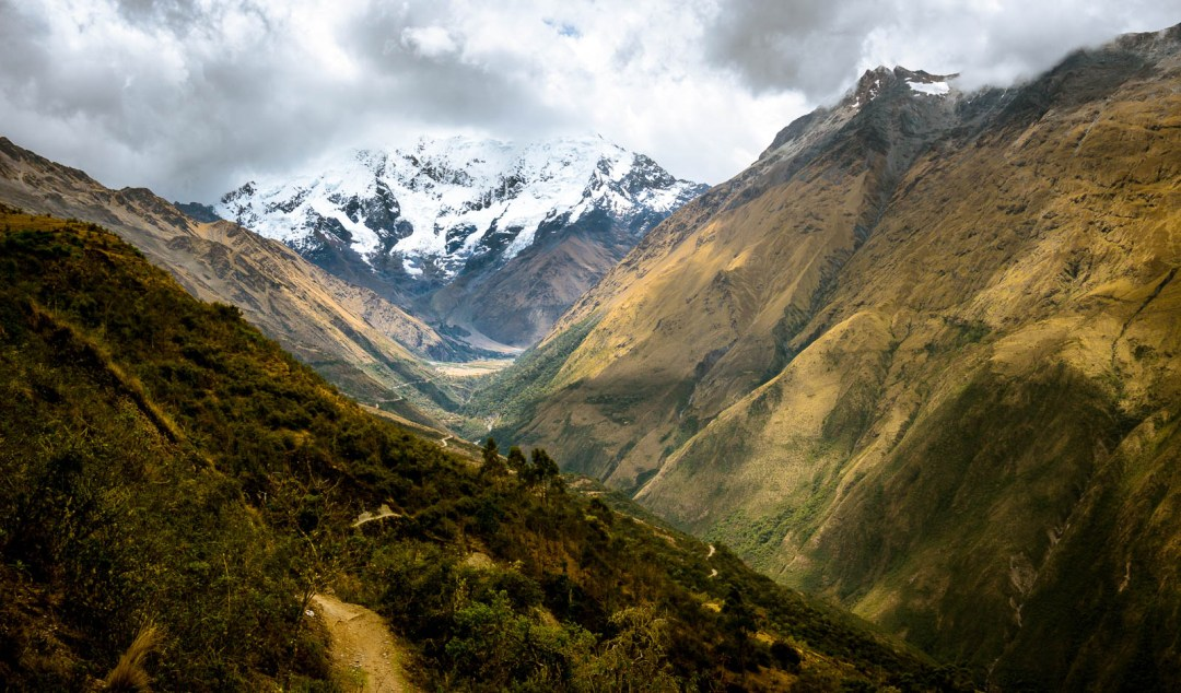 Hiking the Salkantay Trail
