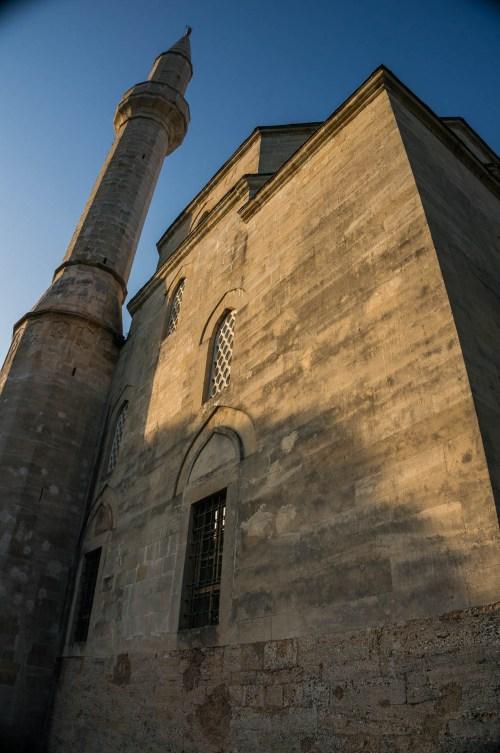 Koski Mehmed-Pašina Džamija minaret mosque Mostar