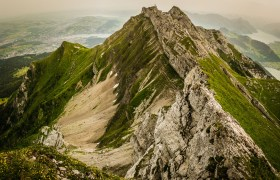 POW: Hiking at Mount Pilatus Switzerland