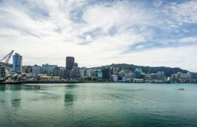 POW: Harbour Front Walkway in Wellington New Zealand