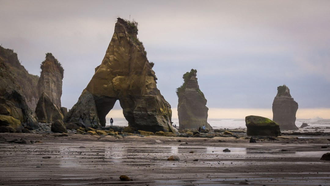 POW: The Three Sisters of New Zealand