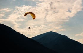 POW: Paragliding in Golden BC