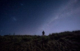 POW: Star-Gazing in New Zealand