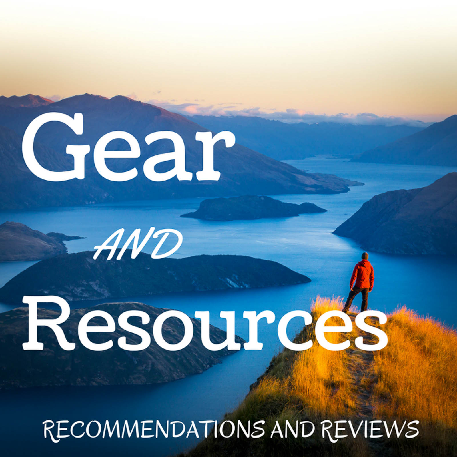 Gear and Resources Page Link