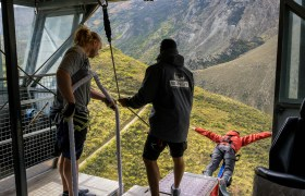 New Zealand Update: Bungy Jumping in Queenstown!