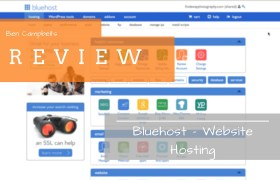Review: Bluehost Website Hosting
