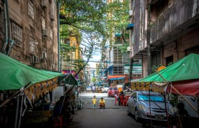 POW: Playing in the Streets of Yangon