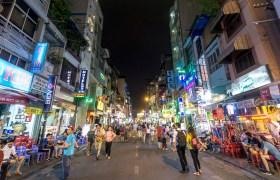 POW: The Streets of Ho Chi Minh City