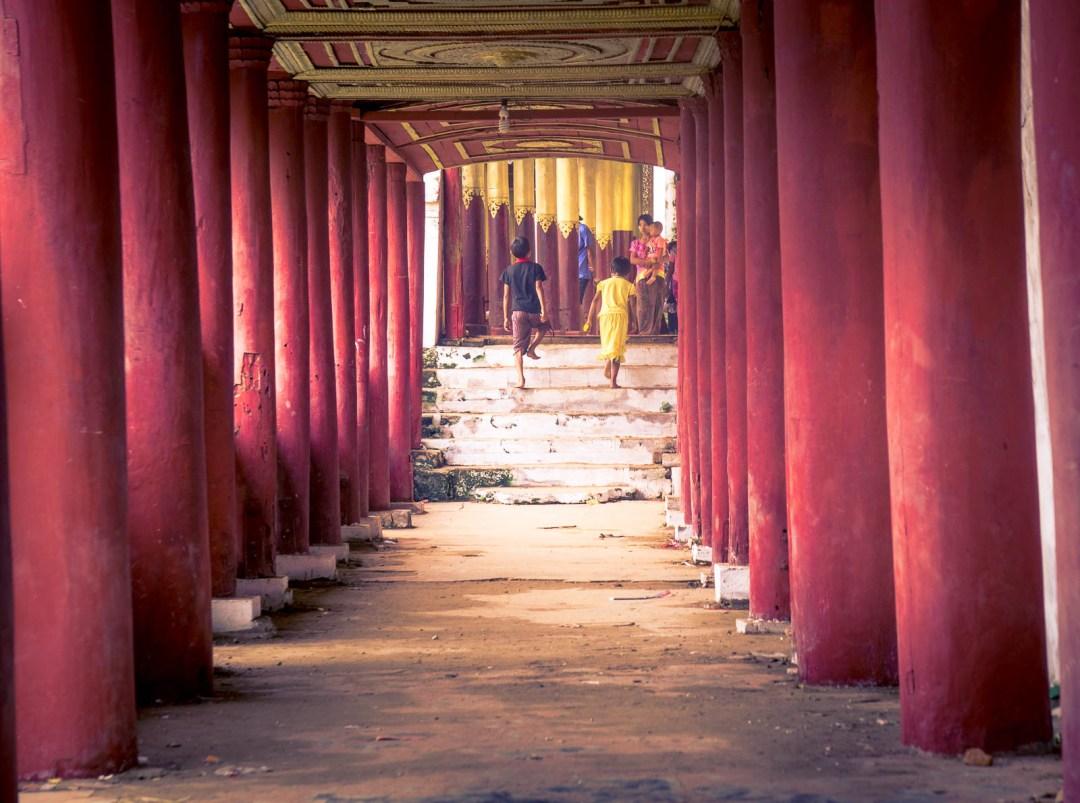 Shin Pin Sar Kyo Temple near Salay